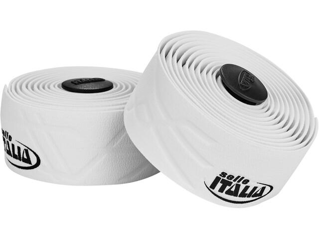 Selle Italia Smootape Gran Fondo Styrbånd EVA gel 2,5 mm, white